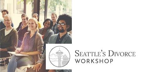Seattle's Divorce Workshop tickets