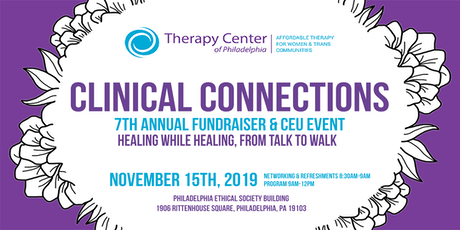 Clinical Connections: 7th Annual Fundraiser & CEU Event tickets