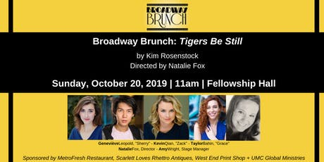 Broadway Brunch - Tigers Be Still tickets