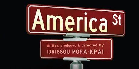 America Street, film screening tickets
