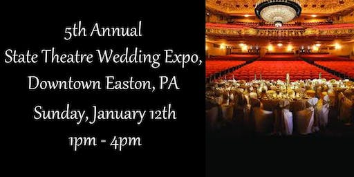 5th Annual State Theatre Wedding Expo
