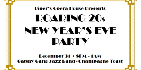 Roaring  20s New Year's Eve Party tickets