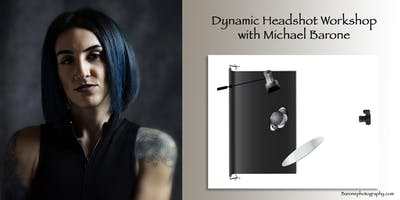 Simple Lighting Techniques for Dramatic Headshots