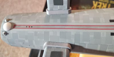 Warp Nacelle Ring Supports