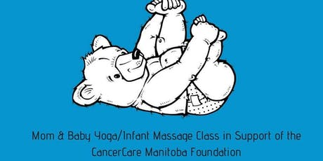 Happy Baby Yoga For CancerCare tickets