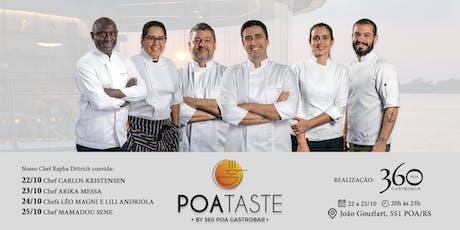 POA TASTE by 360 Poa Gastrobar ingressos