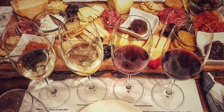 Italian Wine & Food Pairing Event tickets