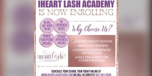 Lite Bites & Lash Conversations w/ I Heart Lash Academy
