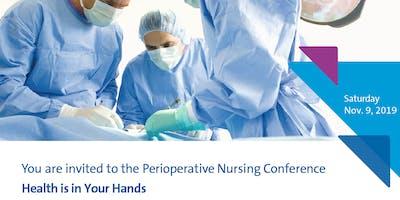 2019 Perioperative Nursing Conference