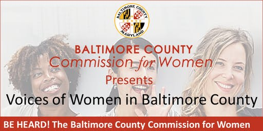 Voices of Women of Balimore County Tour District  6