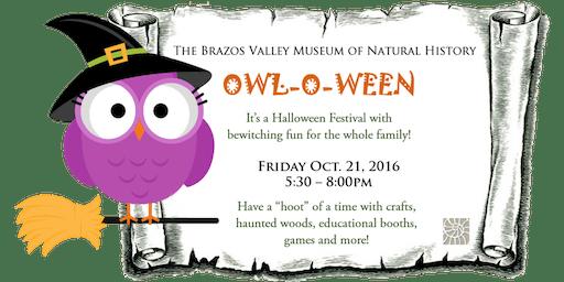 Owl-O-Ween