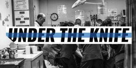 Under The Knife tickets