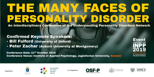 The Many Faces of Personality Disorder