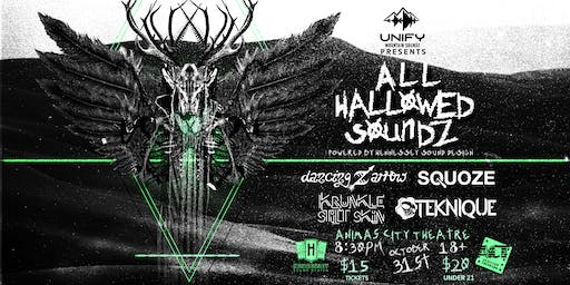 ALL HOLLWED SOUNDZ ft. Dancing Arrow, Squoze, Krunkle Stilt Skin, Teknique
