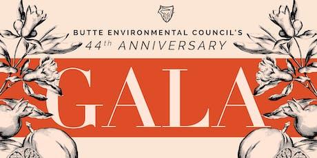 BEC's 44th Anniversary Gala tickets