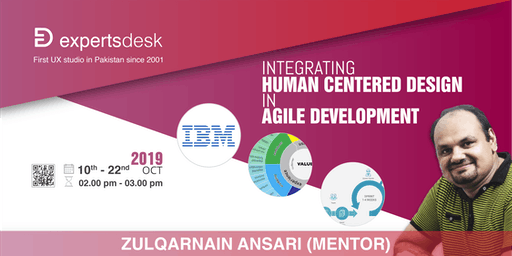 INTEGRATING HUMAN CENTERED DESIGN IN AGILE DEVELOPMENT