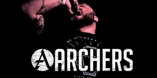 ARCHERS with Trance Monolith & Sangha at TAK Music Venue