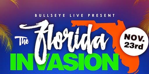 The Florida Invasion Presented by @BullseyeStudios x @PureLabel