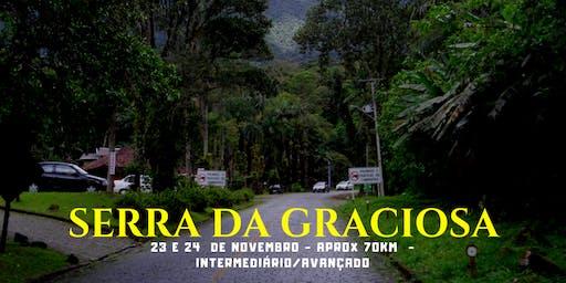 Cicloviagem na Serra da Graciosa/PR - dias 23 e 24/11/2019