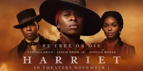 Exhale MS Pine Belt Private Screening Harriet  tickets