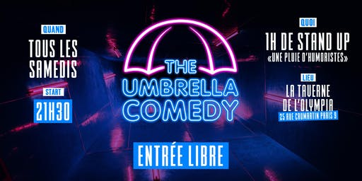 The Umbrella Comedy