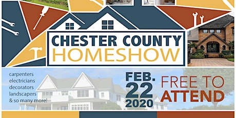 Chester County Home Show tickets