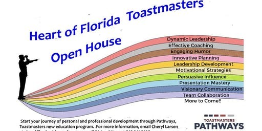 TOASTMASTERS - Heart of Florida