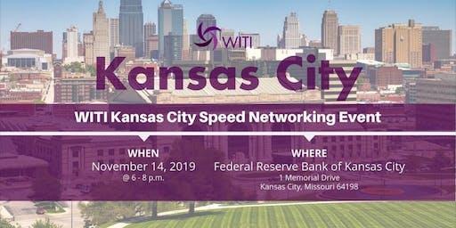 WITI Kansas City Speed Mentoring Event