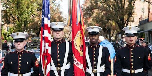 Portland Veterans Day Parade