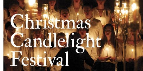 Christmas Candlelight Festival 2019 tickets