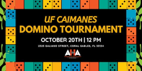 Caimanes Domino Tournament tickets