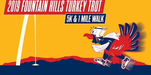 Turkey Trot 5K and 1 Mile Fitness Walk