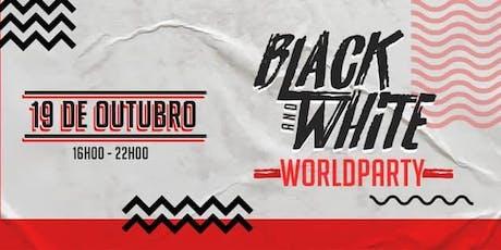 Worldparty Black and White ingressos