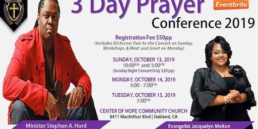Prayer Conference 2019