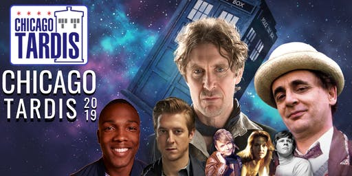 Chicago TARDIS 2019 Saturday Autographs & Photographs