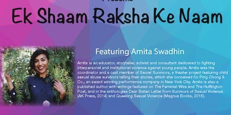 21st Annual Ek Shaam Raksha Ke Naam  tickets