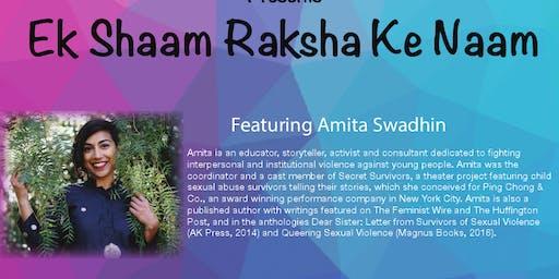 21st Annual Ek Shaam Raksha Ke Naam