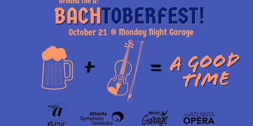 Bachtoberfest at Monday Night Garage