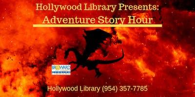 Adventure Story Hour