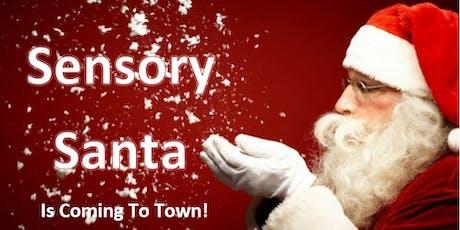 Sensory Santa tickets