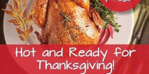 Holiday Fried Turkey Sale 2019