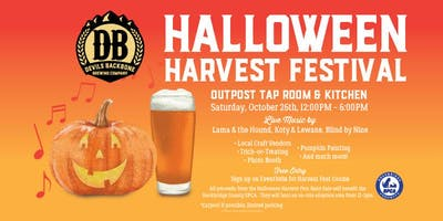 Halloween Harvest Festival at Outpost Tap Room & Kitchen