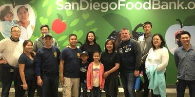 Rotary Club of Kearny Mesa 4th Annual San Diego Food Bank Event