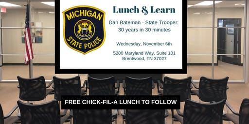 Lunch & Learn - November 2019