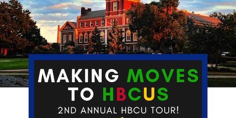 HBCU Tour 2020  - Parent Info Session tickets