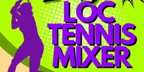 LOC Tennis Mixer tickets
