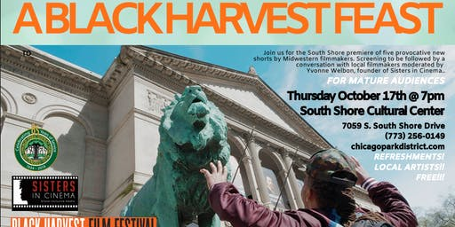 A Black Harvest Feast - Community Film Screening