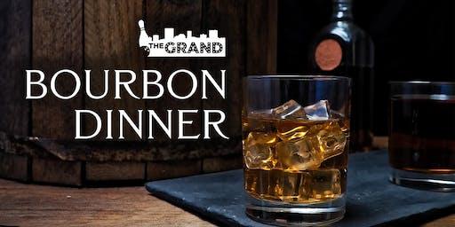 Bourbon Dinner Pairing
