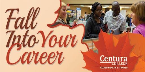 Centura Richmond| Fall Into Your Career (Career Fair)