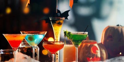 Halloween Cocktail Party